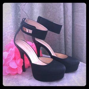 Shoe Republic LA Black High Heel Shoes
